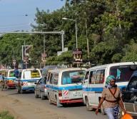 Vägen ut från Arusha