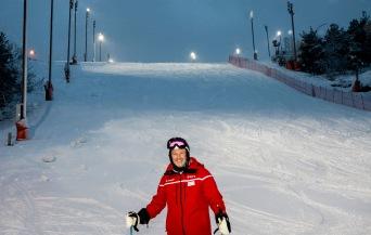Skistars vd Stefan Sjöstrand