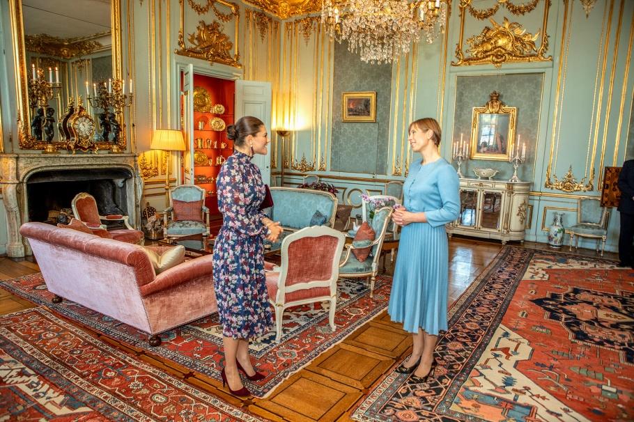 Statbesök från Estland
