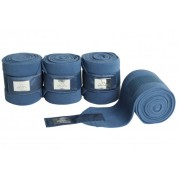 SD®GEM COLLECTION FLEECE BANDAGES IN SAPPHIRE