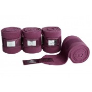 SD®GEM COLLECTION FLEECE BANDAGES IN RUBY