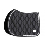 SD® GEM COLLECTION SADDLEPAD IN ONYX