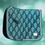SD® GEM COLLECTION SADDLEPAD IN GREEN JADE