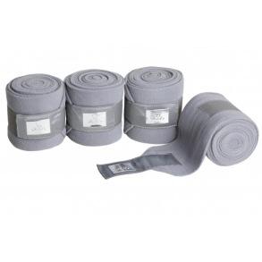 SD®GEM COLLECTION FLEECE BANDAGES IN SILVER - Fleece Lindor