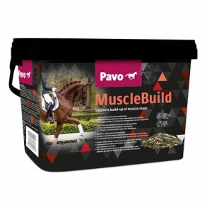Pavo MuscleBuild - Åavo Muclebuild