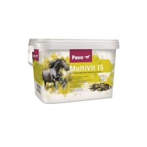 Pavo Multivit 15 - Pavo Multivit 15