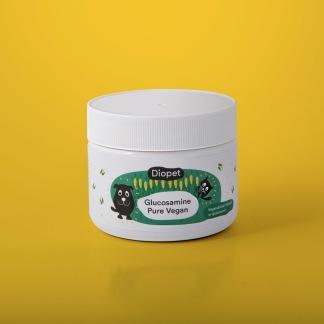 Glucosamine Pure Vegan-hjälper hunden behålla sin rörlighet - Glucosamin Pure Vegan