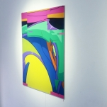 """Background12.jpg"" 65cm x 47cm, Acrylics on MDF7"