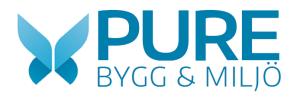 Vår nya logo