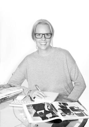 Linda Lindberg, VD, Creative director