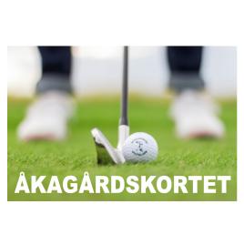ÅkagårdsKortet - Värde 100 kr