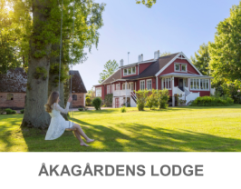 Åkagårdens Lodge