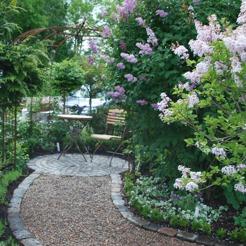 Trädgårdsinspiration Varberg, Halland