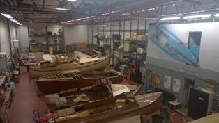 Stora båthallen