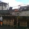 Skrotning av fiskebåt