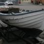 Öppen fiskebåt