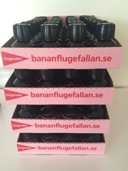Kartong (112st bananflugefällor)