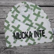 MUCKA INTE gröna X 52/54