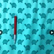 Mössa Sköldpaddor 44/46