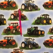 Mössa Traktorer 52/54