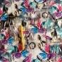 Perfect Skirt XL välj mellan 23 olika tyger - Drömfångare tjurskallar