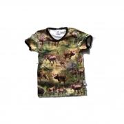 Älg t-shirts 80-134