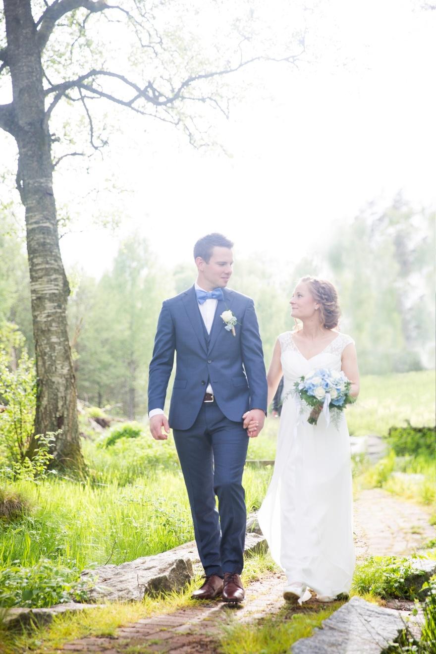 Vackert bröllop vid kvarnen i knäred - gift dig vid kvarnen i knäred  - Fotograf Emy bröllop vid kvarnen i knäred