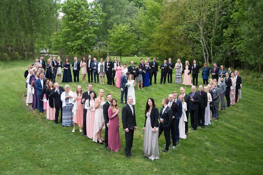 Bröllop i knäreds bygdegård - Fotograf Emy fotograferar ditt bröllop i knäred - Knäreds bygdegård