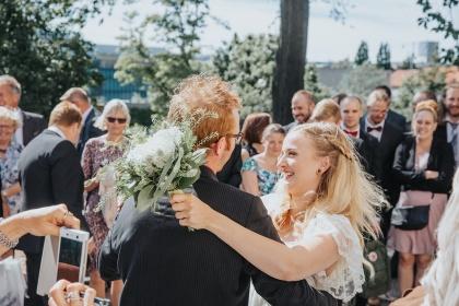 Bröllopsfotograen fotograf emy halmstad