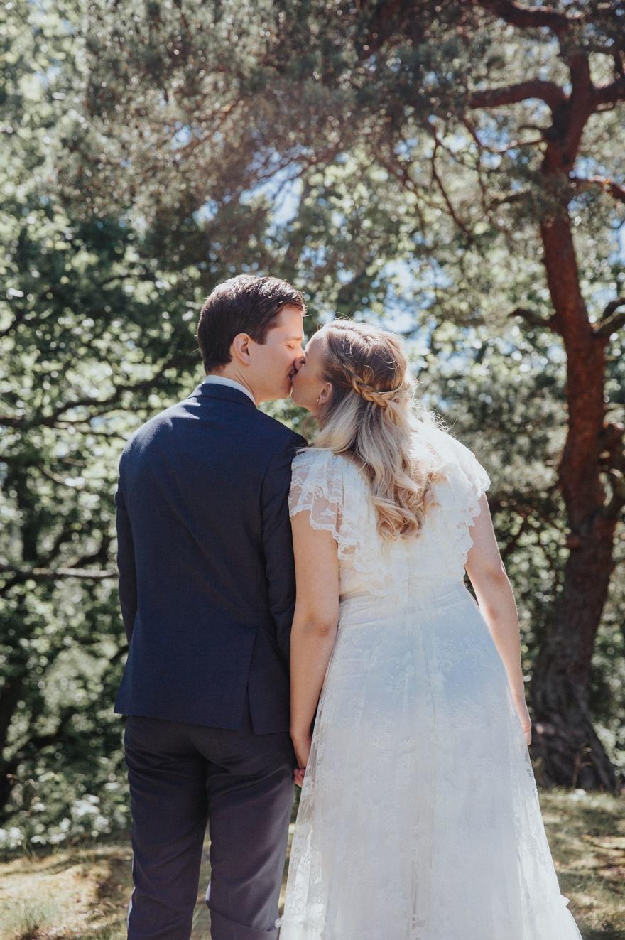 Halmstads bästa bröllopsfotograf som gärna fotograferar ditt bröllop i halmstad
