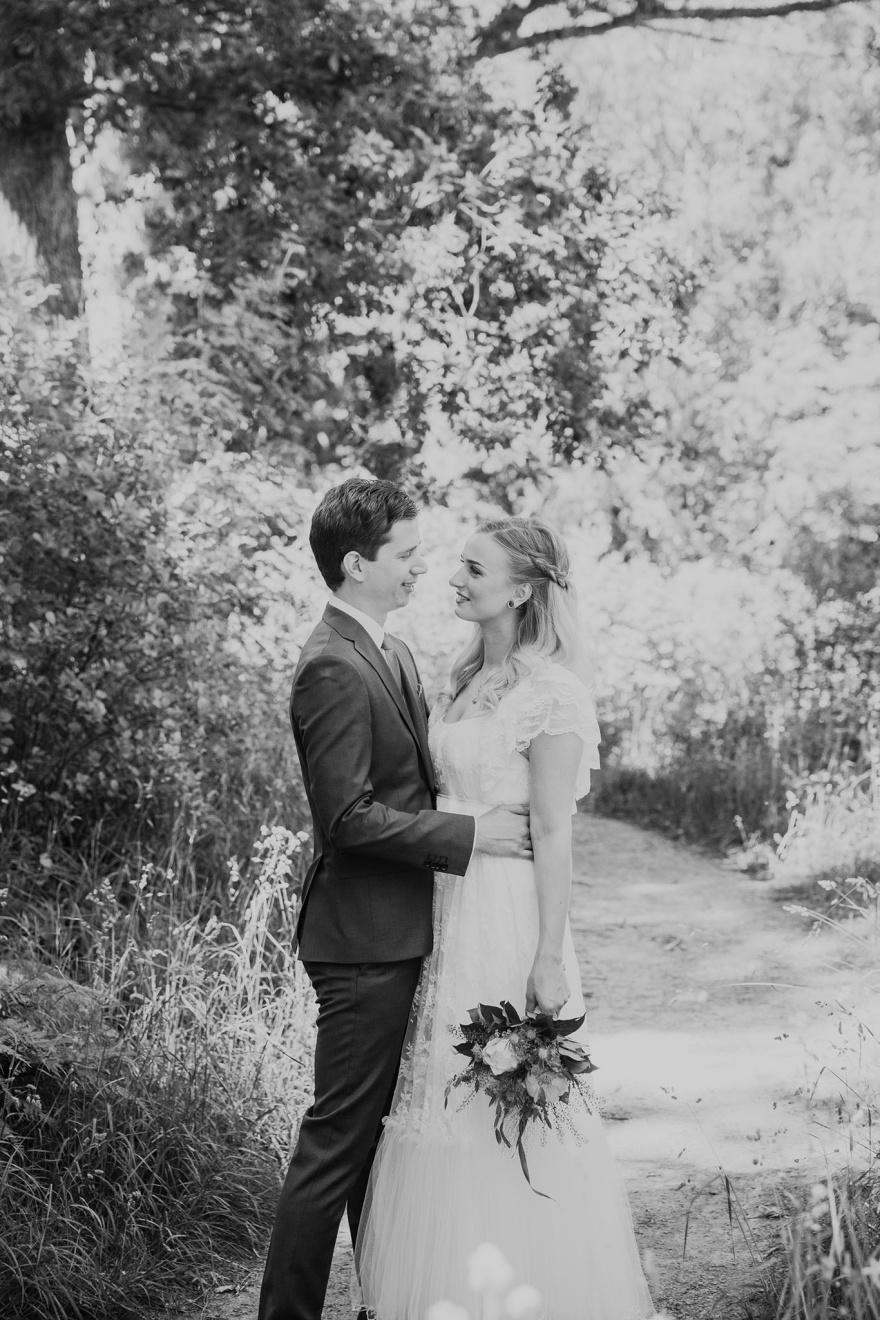 Bröllopsfotografen fotograf emy fotograferar de bästa bröllopsbilderna i hela halmstad