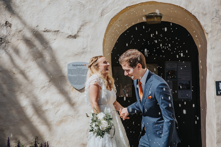 Bröllopsfotograf ifråån halmstad