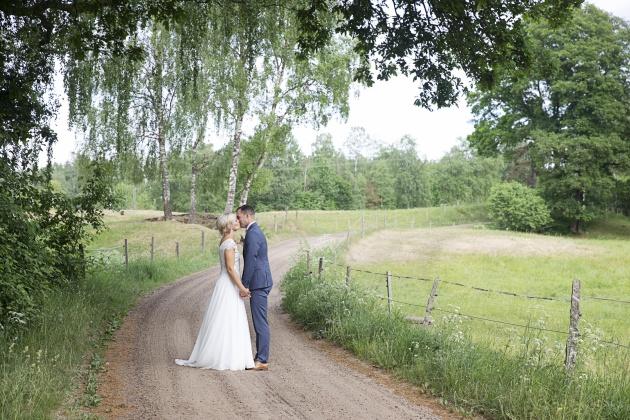Bröllopsfotograf Ränneslöv- Fotograf emy fotograferar ditt bröllop i ränneslöv