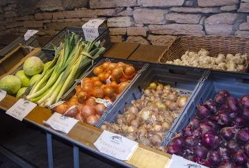 Närproducerade grönsaker
