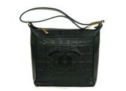 Chanel Shoulder Bag Chocolate Bar