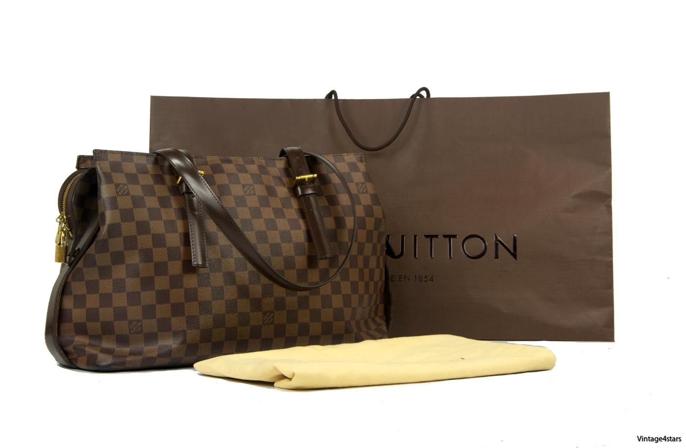 Louis Vuitton Chelsea Damier Ebene