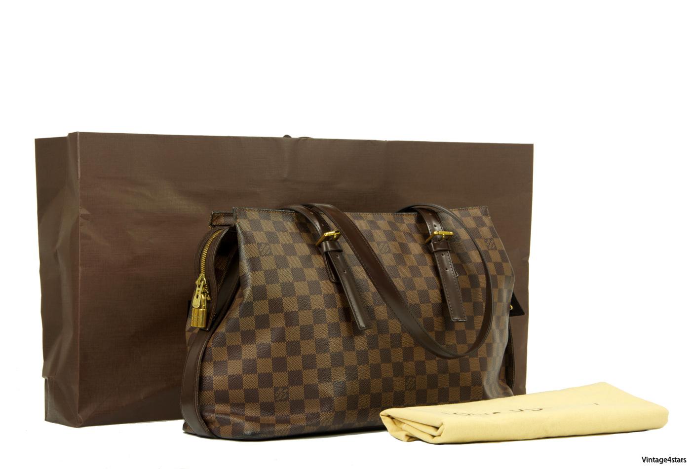 Louis Vuitton Chelsea Damier Ebene 22