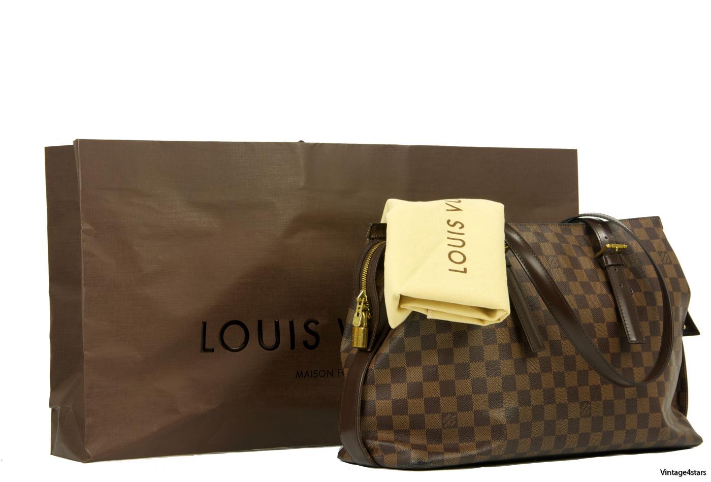 Louis Vuitton Chelsea Damier Ebene 23