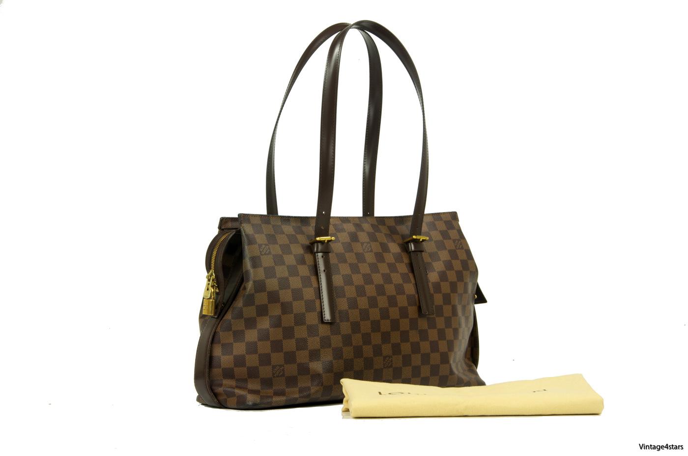 Louis Vuitton Chelsea Damier Ebene 21