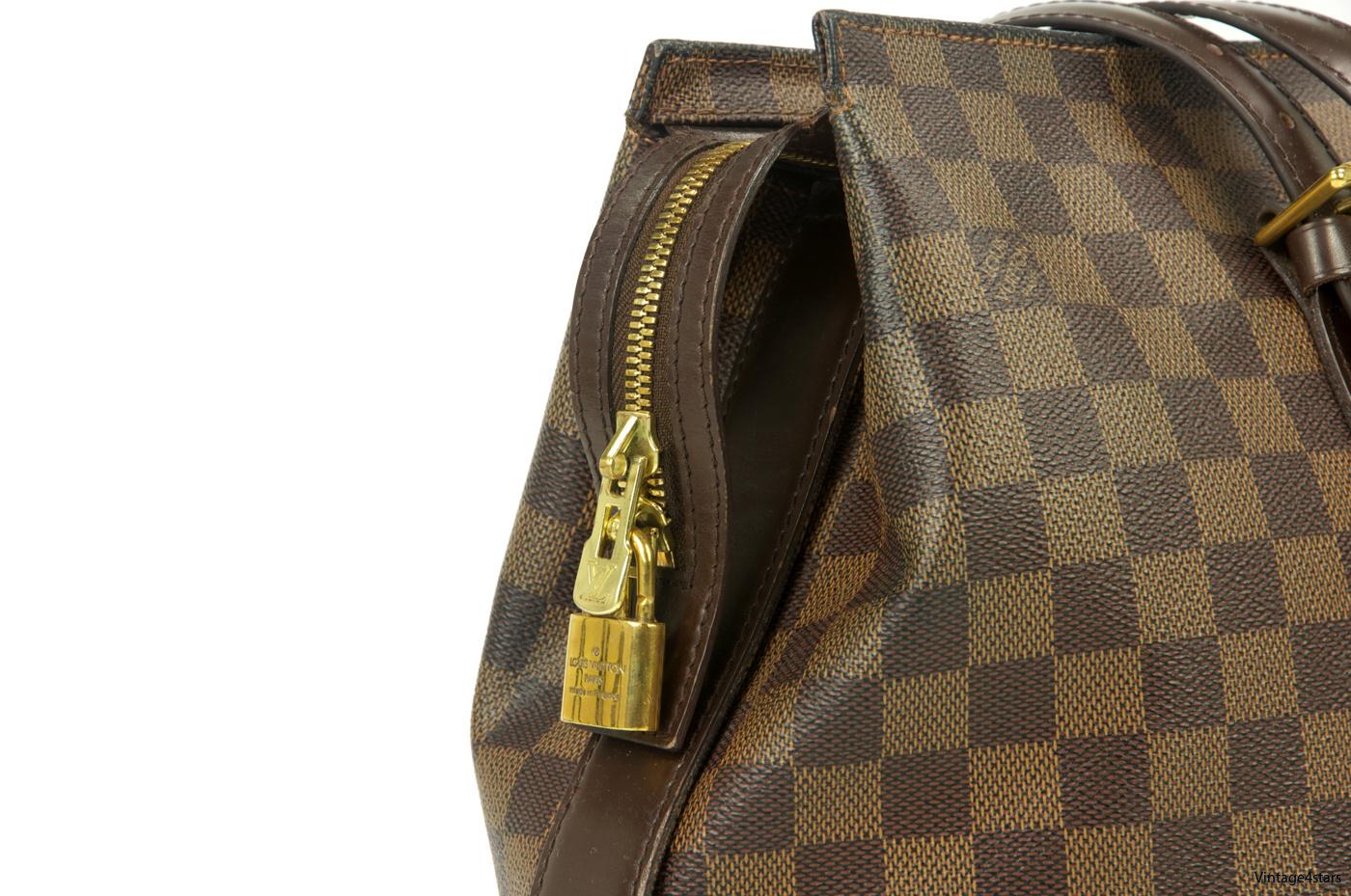 Louis Vuitton Chelsea Damier Ebene 24