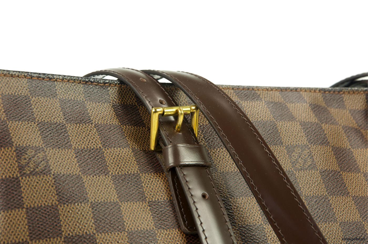 Louis Vuitton Chelsea Damier Ebene 25