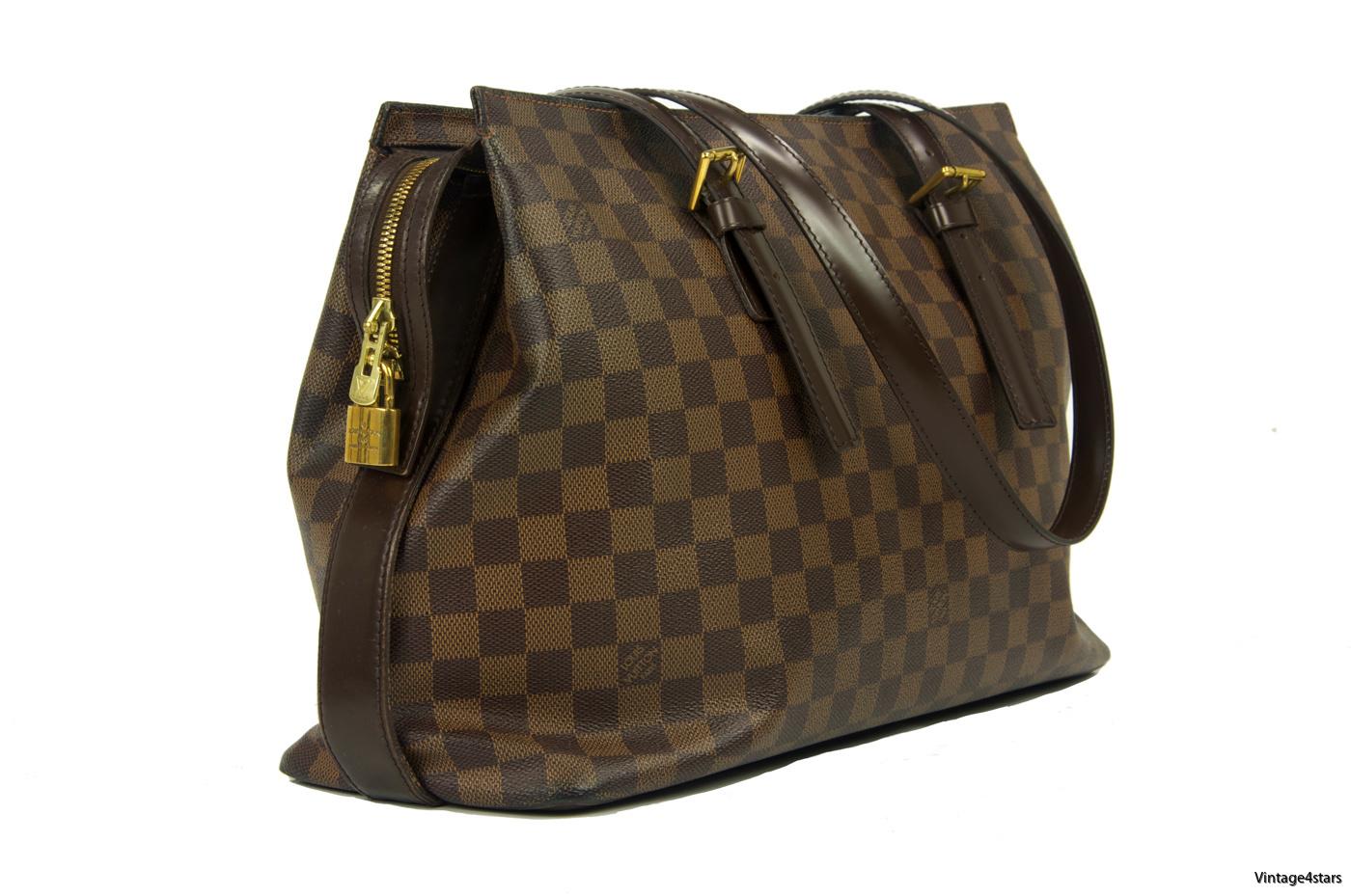 Louis Vuitton Chelsea Damier Ebene 28