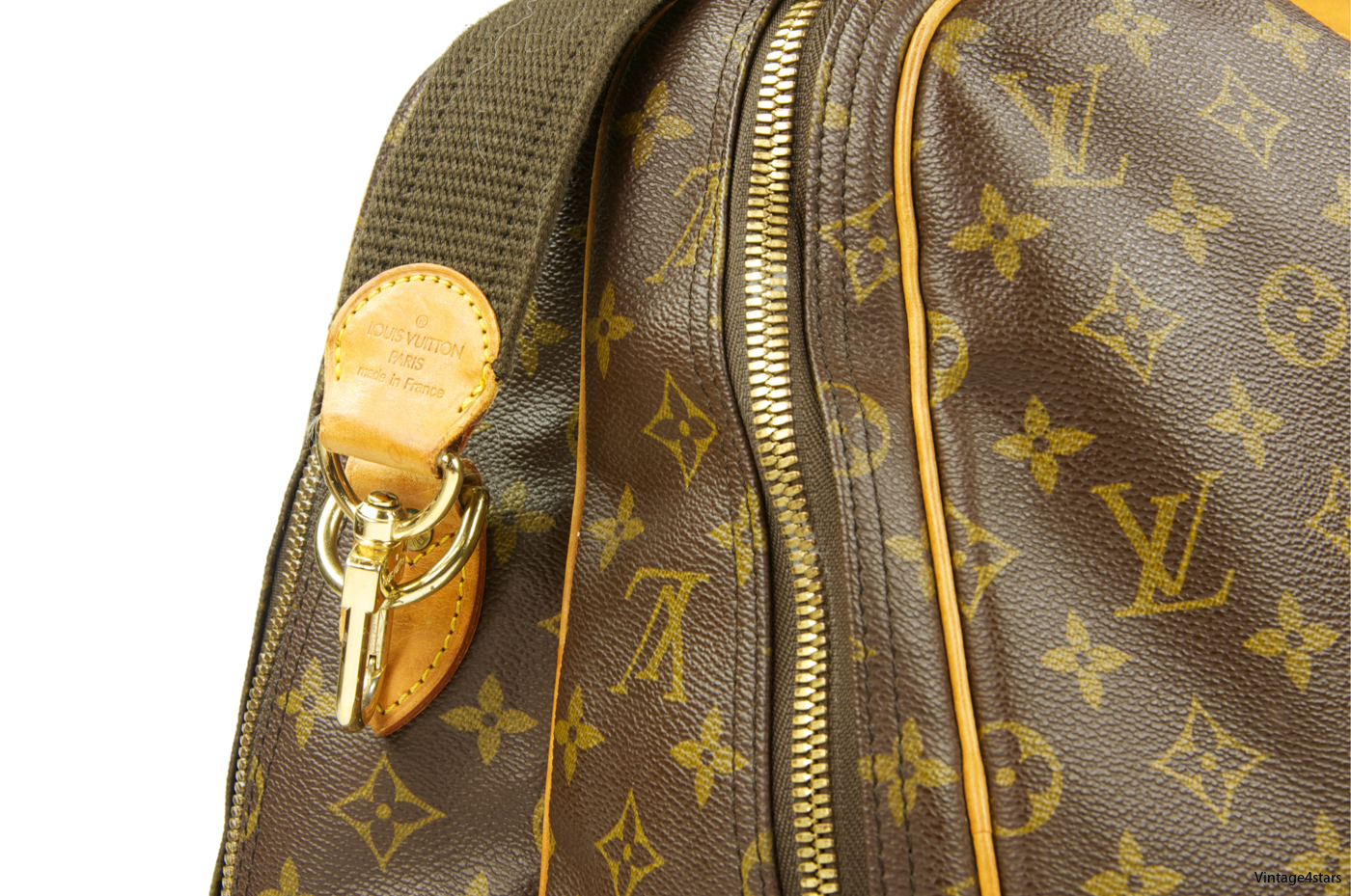 Louis Vuitton Alize 2 Poches Monogram 03