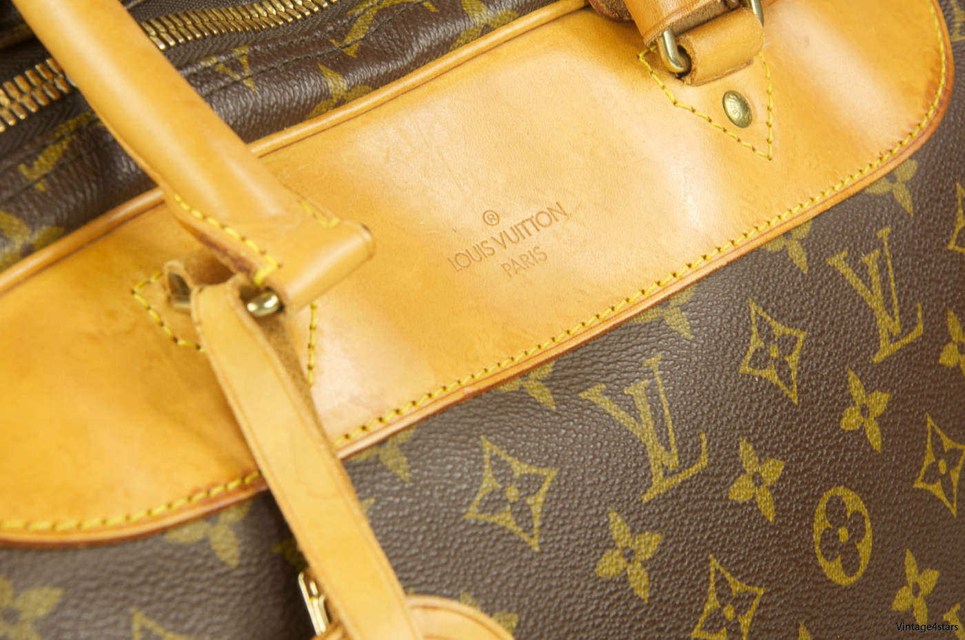 Louis Vuitton Alize 2 Poches Monogram 05