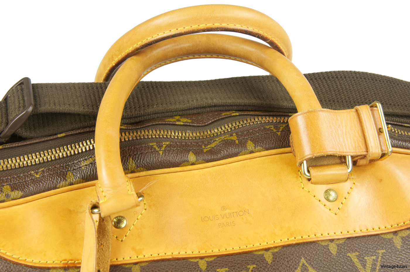 Louis Vuitton Alize 2 Poches Monogram 07