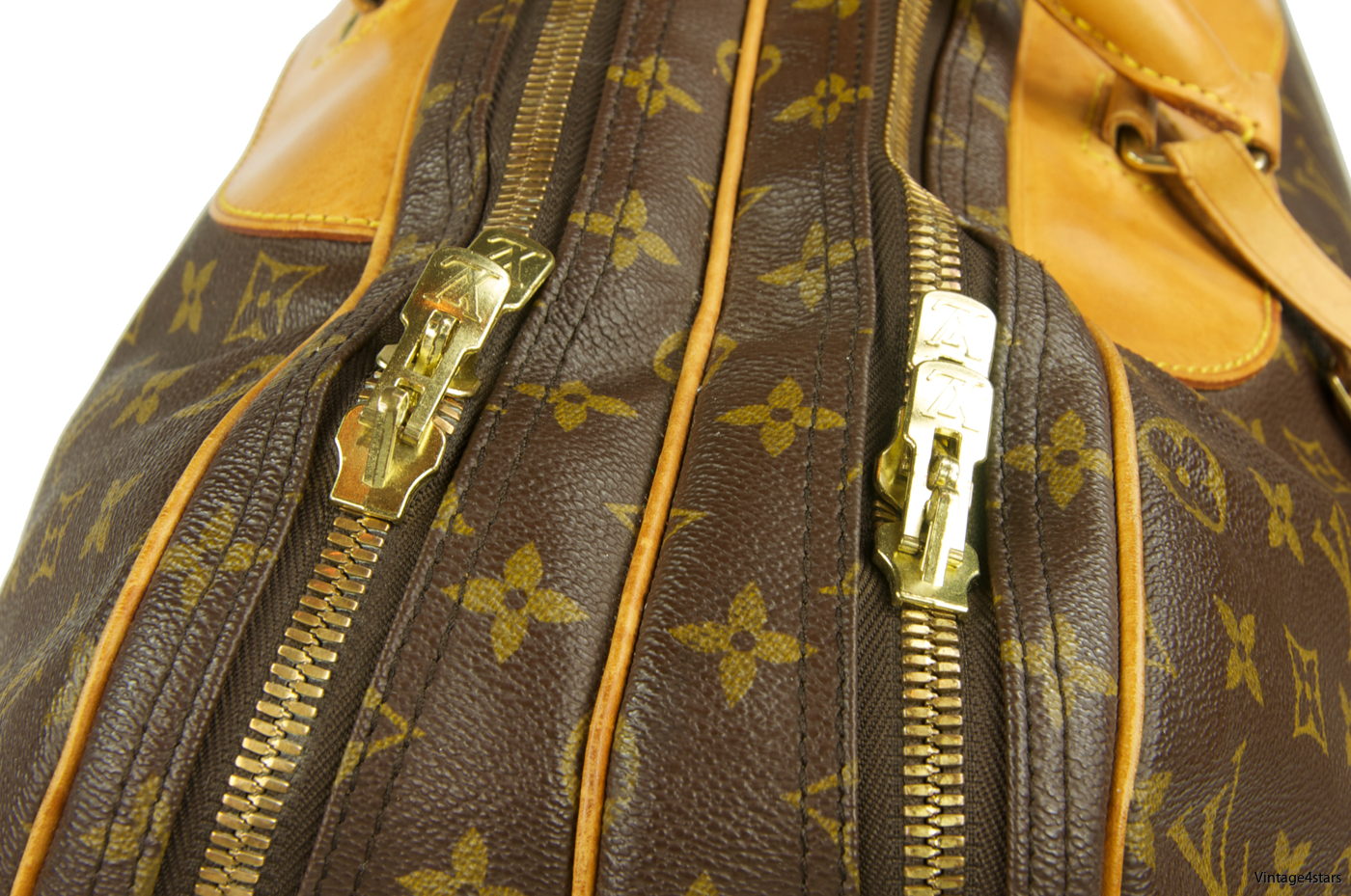 Louis Vuitton Alize 2 Poches Monogram 08