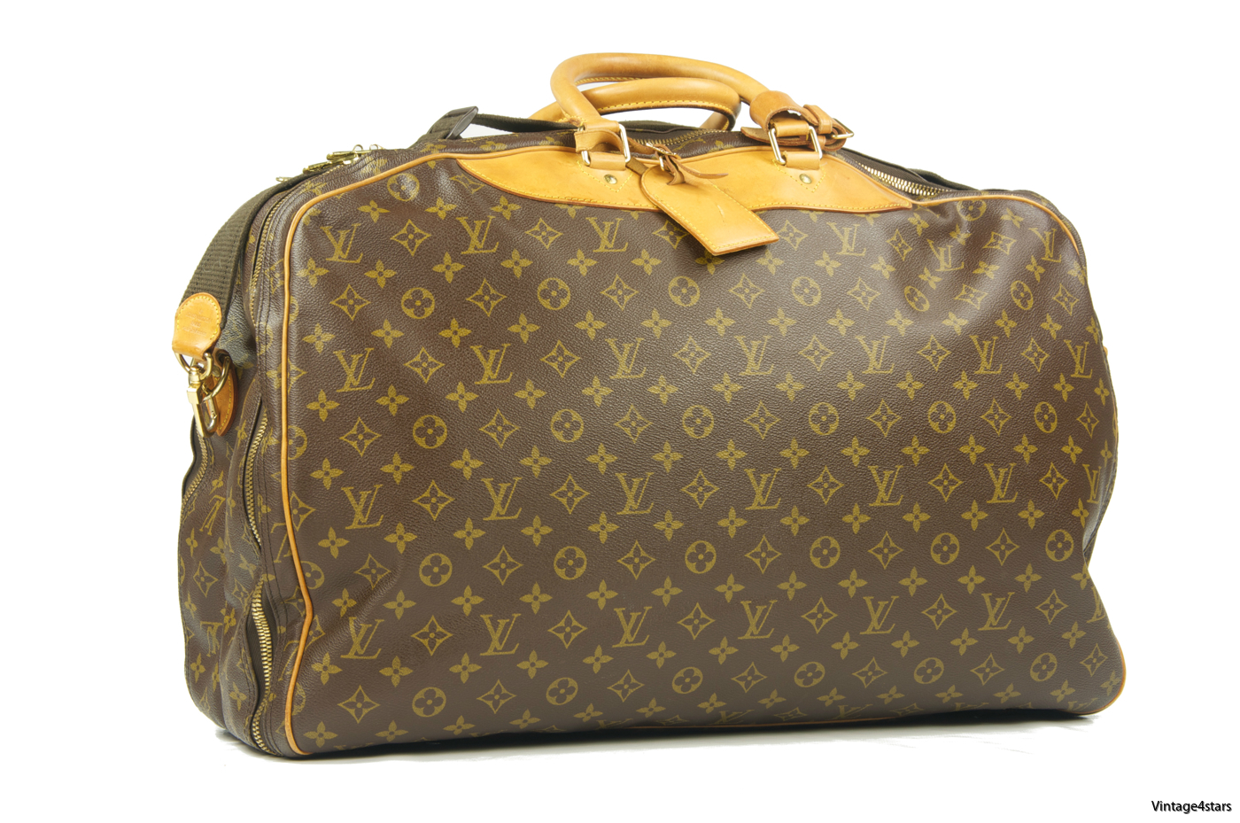 Louis Vuitton Alize 2 Poches Monogram 20