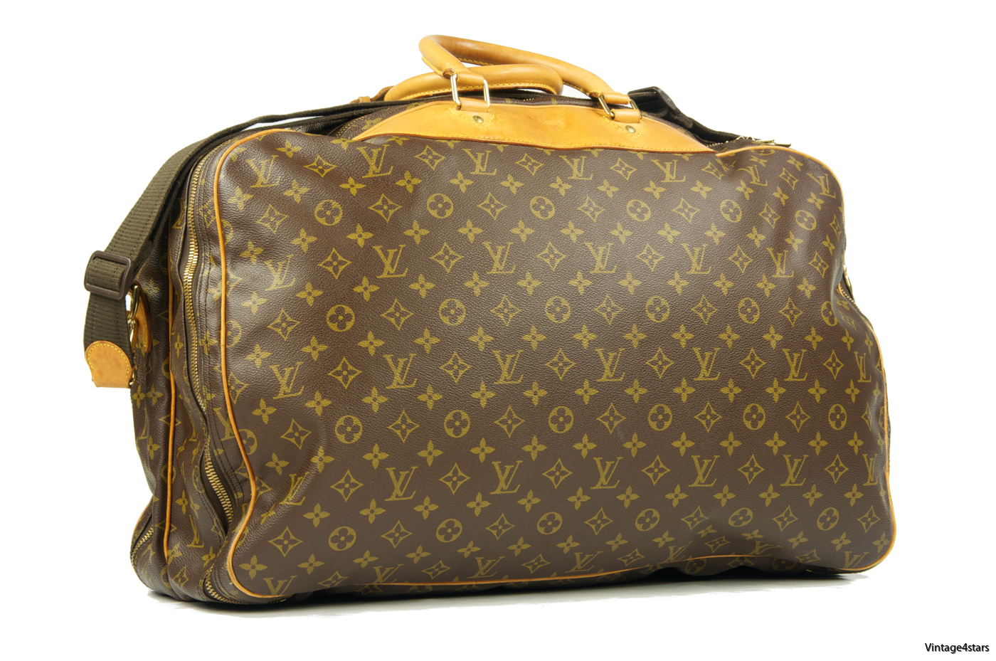 Louis Vuitton Alize 2 Poches Monogram 27