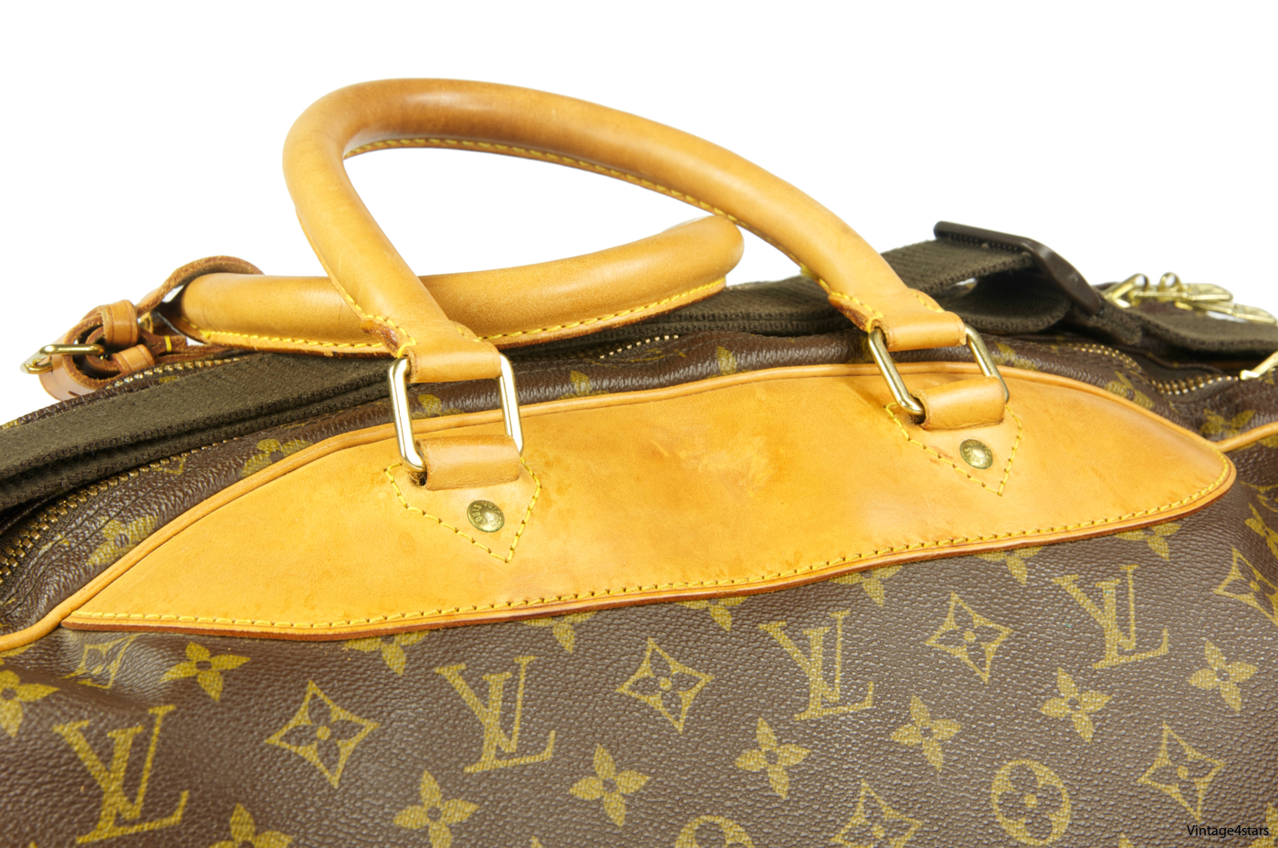 Louis Vuitton Alize 2 Poches Monogram 30