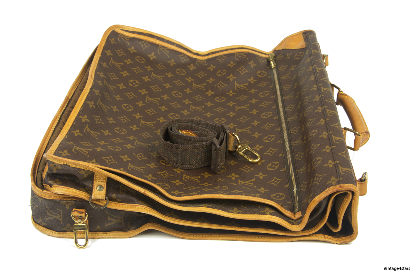 Louis Vuitton Garment Bag 3 Hangers Monogram 06
